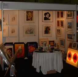 Stand kunstevent
