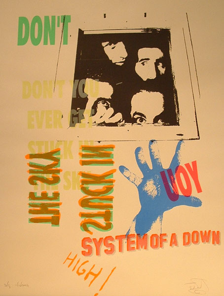 """System Of A Down"""