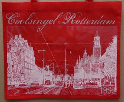 Come Back Back - Coolsingel Rood/Wit