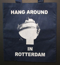 Come Back Bag - Hang blauw