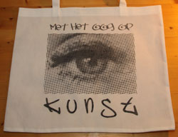 Come Back Bag - Kunst wit